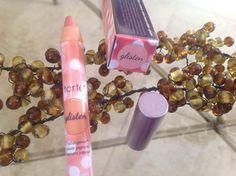 Tarte LipSurgence Lip Power Pigment in GLISTEN, golden peachy pink - New in box! #TarteCosmetics