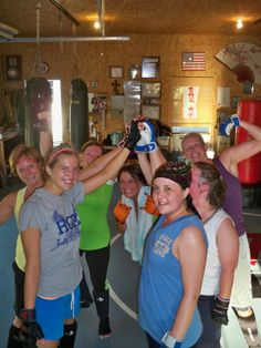 Am Fight Club: Fight to be Fit: Count our Blessings