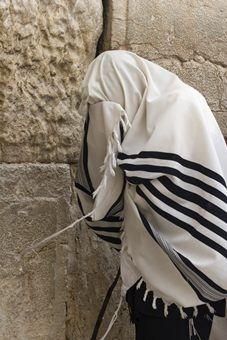 Tallit or Prayer Shawl #Jewish #Judaism