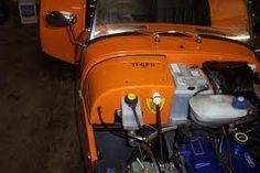 Tiger avon een auto voor alleen echte die hards