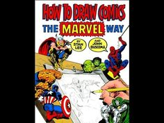 Stan Lee's - How to Draw Comics the Marvel Way (1988) Superhero creator and Marvel Comics legend, Stan Lee, together with Marvel's top artist, John Buscema, demonstrate the skills needed to create compelling characters and scenes for drawing and writing comic books. Based on the book of the same name, the video became an educational classic for aspiring cartoonists and is also available on D-V-D.