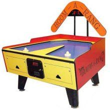 Great American 5' Boom-A-Rang Air Hockey Table