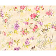 AS Creation Château 4 behang 4 Wallpaper, Stencil, Curtains, Quilts, Floral, Home Decor, Summer Houses, House Ideas, Blinds