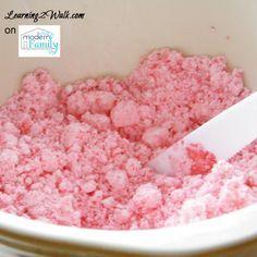 Valentine Science Experiment – My Fizzy Valentine