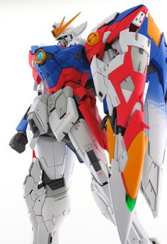 [Modelers-G] MG Wing Proto Zero Modeled by mat #gundam #gunpla #bandai
