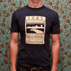 1985 KAKE TV Wichita Marathon and St Francis by RomancingTheGhost, $11.22