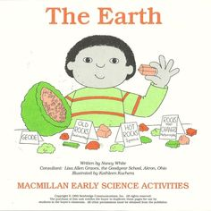 Earth MacMillan Early Science Activities Planet Consitents Rock Gems Atmosphere #MacMillan #WorkSheets