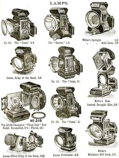 Cycling catalogue from 1896 - see what gear was in back then! | road.cc