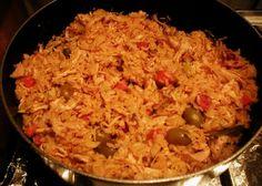 ARROZ CON POLLO--comida panameña | FOOD / Soy Panameño | Recetas de Comida Panameña