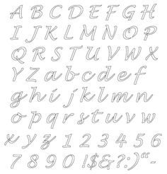 Alphabet Templates alphabet letter templates for applique printable banners Alphabet Templates. Here is Alphabet Templates for you. Free Printable Alphabet Templates, Letter Stencils To Print, Free Printable Alphabet Letters, Stencil Lettering, Alphabet Stencils, Templates Free, Printable Stencils, Alphabet Worksheets, Cursive Bubble Letters