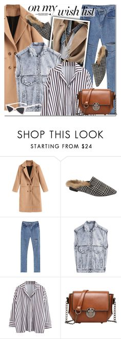 """""""#PolyPresents: Wish List"""" by oshint ❤ liked on Polyvore"""