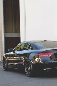 Audi A5   Black x Black