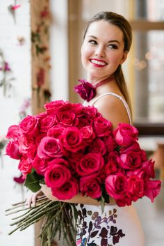 From bridal shower to just because I love my friends, this party is the perfect reason to celebrate Valentine's Day. And if heart balloonsand a flower wall are involved, well that's just the cherry on top. Crafted byLindsey M. Eventsalong