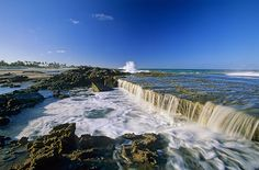 Camurupim Beach - Natal, Brazil.