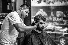 The Amateur Friseur by Neromare