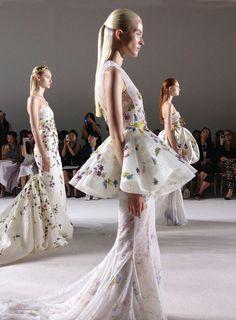 Paris Haute Couture 2013