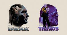 Avengers: Infinity War Character Portraits