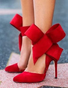 We just love these heels.