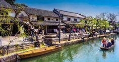 倉敷美観地区 #kurashiki Okayama Okayama, Japan Travel, Tourism, Turismo, Travel