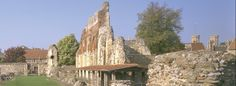 St Augustine's Abbey in Canterbury | English Heritage