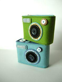 felt camera!