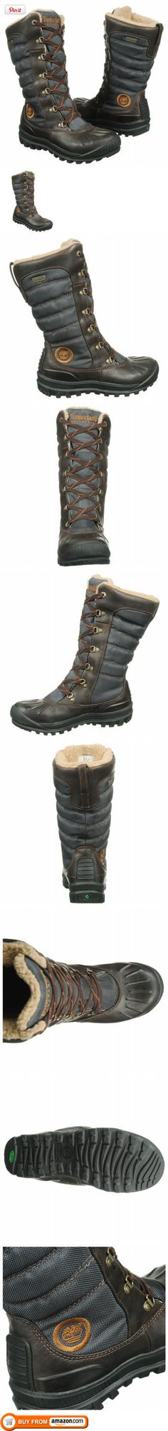 Timberland Women's 21644 Earthkeepers Mount Holly Tall Lace Duck Boot,Brown/Brown,7 M US,  Please note: Timberland advises this style runs small and recommends sizing up.For example, if you normally wear size 8, you may want to order size 8 1/2. Take your winter attire to new places, no ma..., #Apparel, #Boots, http://www.pylinks.com/store/item-B003ELOZVM