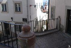 Calçadinha da Figueira, Alfama, Lisboa