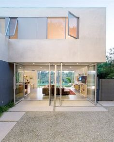 LA: VillaCasa by Space International Inc. Architecture. 11/10/2011 via @Architizer DotCom