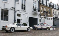 BMW M1 & 3.0CLS