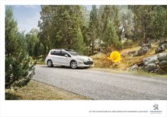 Let the outside world in - Peugeot 308