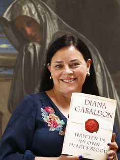 Diana Gabaldon and MOBY