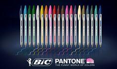 Pantone Bic