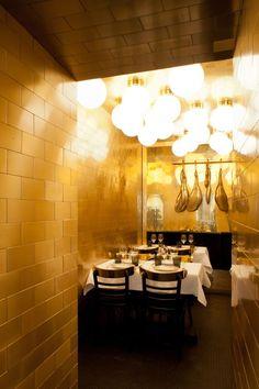 Anahi Restaurant in the Marais in Paris | Remodelista
