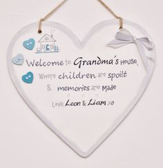 Grandparents - Artfully Yours