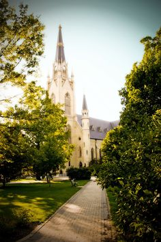"""University of Notre Dame. Like the Irish?  Be sure to check out and """"LIKE"""" my Facebook Page https://www.facebook.com/HereComestheIrish  Please be sure to upload and share any personal pictures of your Notre Dame experience with your fellow Irish fans!"""