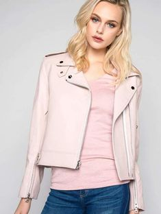 This season's best vegan leather jackets from all over the web. Also features this season's best faux suede jacket's and faux shearing too. Vegan Leather Jacket, Suede Jacket, Moto Jacket, Leather Jackets, Chic Fashionista, Vegan Fashion, Lifestyle Blog, Shearing, Feminine