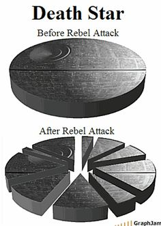 """This pie chart. 