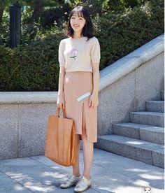 春天來了,韓國大學生的春裝都穿些什麼?看完只能說在韓國唸書每天都這麼賞心悅目嗎 - PopDaily 波波黛莉的異想世界