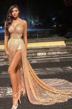 This prom evening dress is Made-To-Order. Sexy V Neck Long Prom Gowns Yellow Tassel Evening Dresses with Appliques. Suitable for Party, Prom and Evening. Elegant Dresses, Sexy Dresses, Beautiful Dresses, Fashion Dresses, Long Dresses, Sexy Long Dress, Pageant Dresses For Women, Sexy Gown, Pageant Gowns