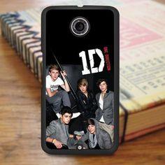One Direction 1d Cover Album Nexus 6 Case