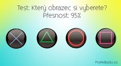 Test: Který obrazec si vyberete? Přesnost: 95% | ProNáladu.cz Humor, Thoughts, Fallen Angels, Health, Fitness, Astrology, Canvas, Psychology, Gymnastics