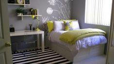 teen girl bedroom decor 1