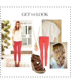 love Lauren Conrad's style!