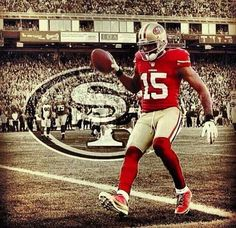 Happy to have you back for round two crabby!!! I wanna c u crabshake In that end zone!! Niners baby!