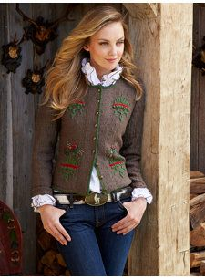 fuschl sweater