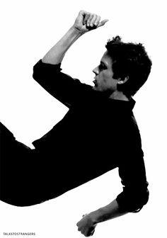 Brandon Flowers dancing gif my flash trash