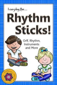 Elementary music students love to play instruments! Review rhythm and have fun with this song, lesson plan and Orff arrangement. Great music education resource.