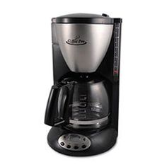 Original Gourmet Food Co. Original Gourmet Food Co. Coffee Pro Home/Office Euro Style Coffee Maker Best Drip Coffee Maker, Coffee Machine Best, Espresso Coffee Machine, Coffee Latte, Coffee Cup, Cappuccino Maker, Espresso Maker, Melitta Coffee Maker, Coffee Machines For Sale
