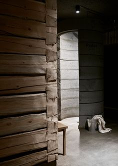 "Studio Puisto create ""neighborhood sauna"" in a former industrial building"