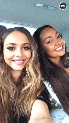 Little Mix via Snapchat. July 24th